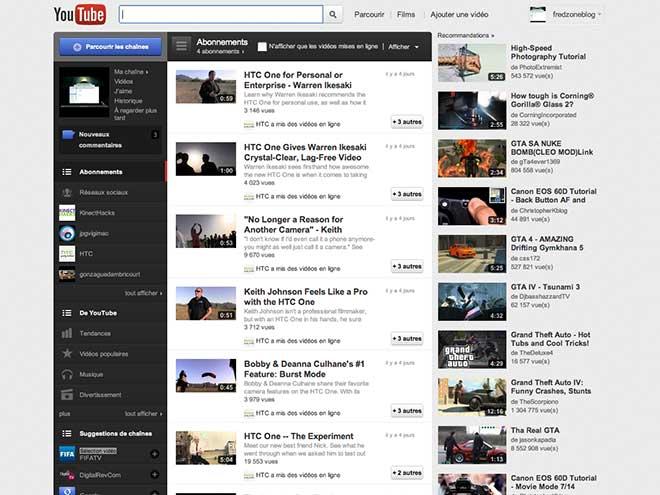 De la vidéo pirate sur YouTube ?