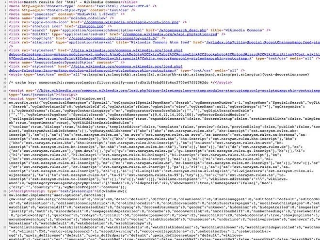 Dessiner en HTML...