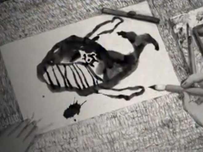 Man & Whale, une magnifique animation à découvrir...