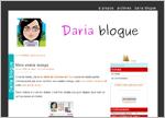 Devenez un personnage de manga avec Daria...