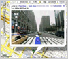 Google Street View propose des itinéraires...