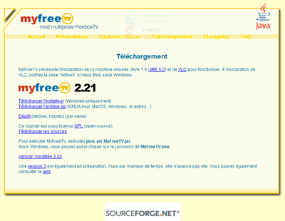myfreetv gratuit
