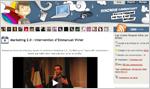 Intervention d'Emmanuel Vivier sur le Marketing 2.0...