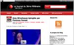 Florence Foresti imite Amy Winehouse...