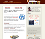 Antoine : Comment migrer son WordPress.