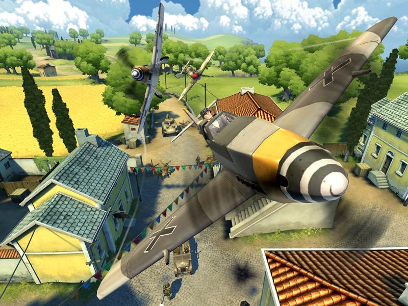 Battlefield Heroes : il y aura du combat aérien...