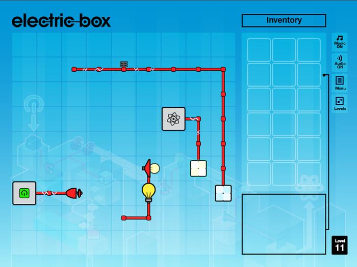 Electric Box, encore...