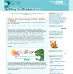 Le Blog du Modérateur : des moteurs de recherche pour els enfants...