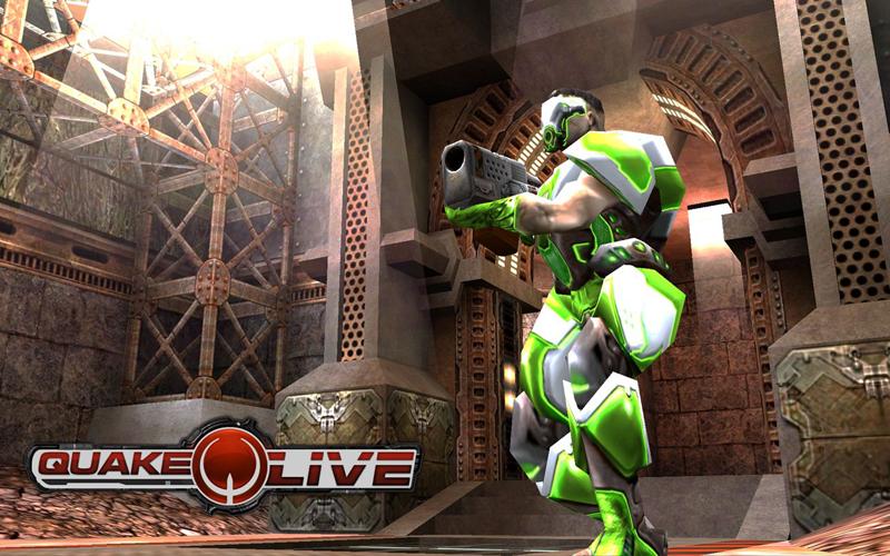 Quake Live : une seconde capture du jeu
