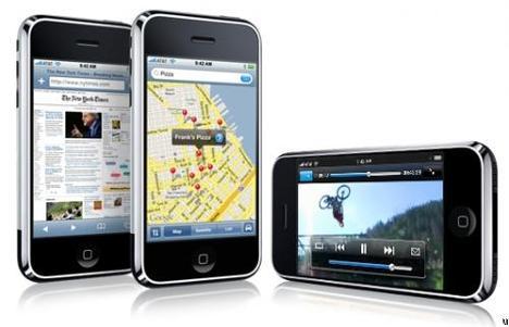 SFR TV bientôt disponible pour l'iPhone 3G...