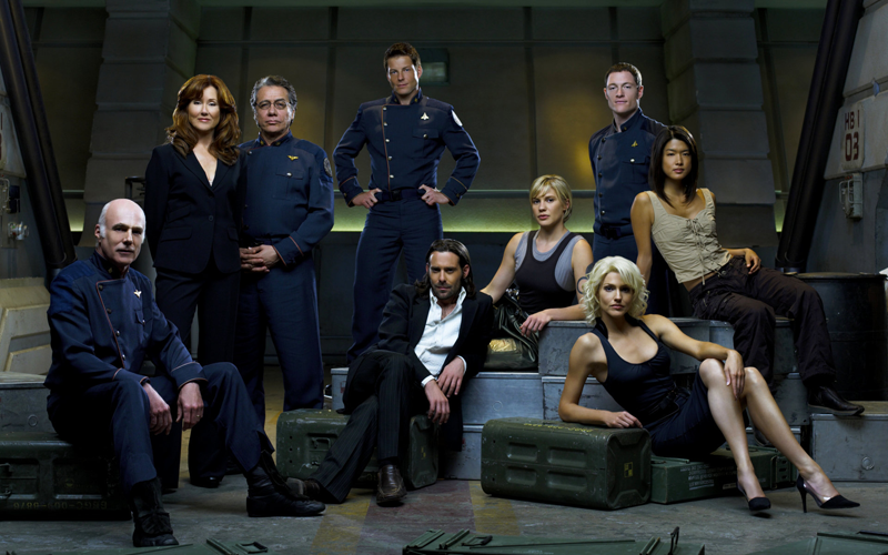 Battlestar Galactica c'est terminé !