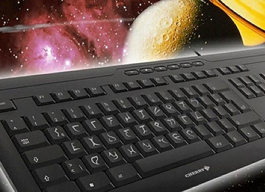 Le tout premier clavier Klingon
