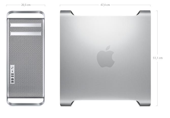 Le nouveau Mac Pro