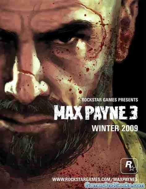 Max Payne 3 sortira à la fin de l'année