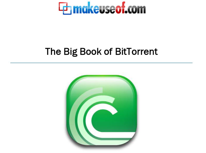 Le Grand Guide de Bittorrent