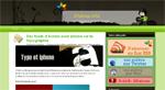 Olybop : des fonds d'écran pour l'iPhone
