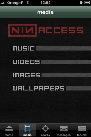 NIN:access, les ressources