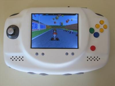 La L64, une Nintendo 64 portable