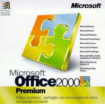 Microsoft Office 2000 sur le point de disparaître