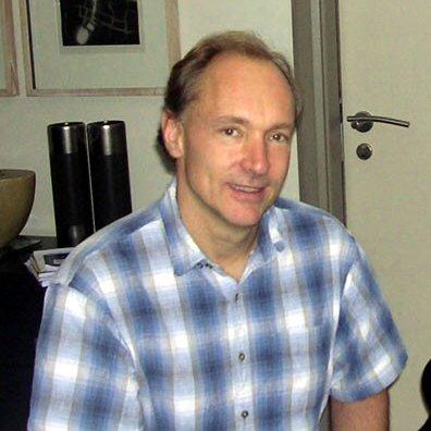 Tim Berners-Lee, l'inventeur du web