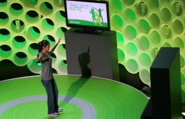 Xbox 360 : Microsoft lance le Project Natal