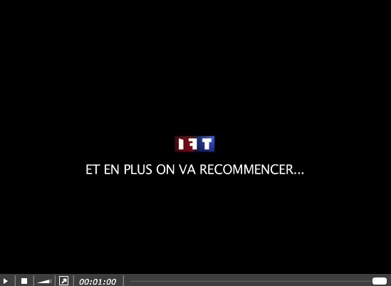 TF1 : la parodie