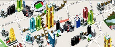 Monopoly City Streets : le Monopoly Google