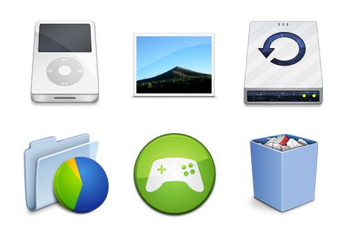5 sites pour faire le plein d'icônes