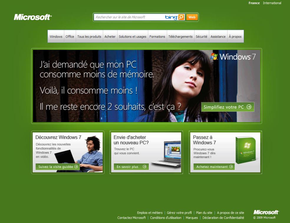 Windows 7 est enfin de sortie !