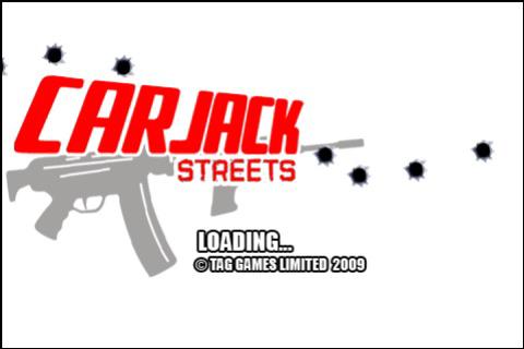 Car Jack Streets, un GTA-like sur l'iPhone