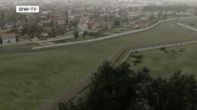 Emmurés, un court-métrage en 3D sur le mur de Berlin