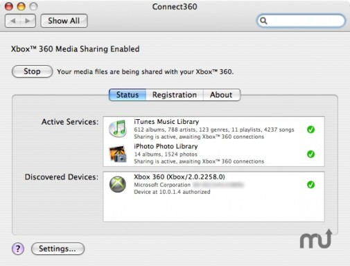how to connect mac to xbox 360 wirelessly