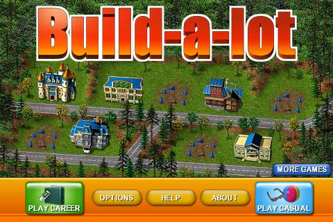 Build-a-lot Год выпуска 2009 Версия 1.5 Разработчик GLU Системные