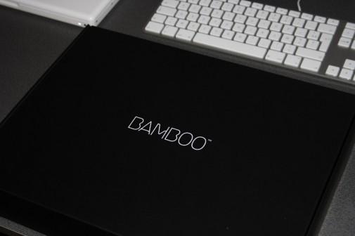 Wacom Bamboo Fun Pen&Touch S : la boîte dans la boîte