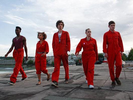Misfits, une série anglaise et des super héros ordinaires