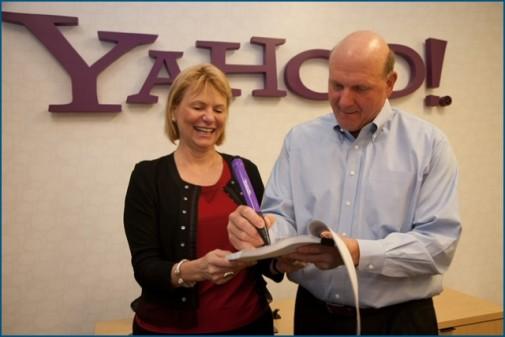 Microsoft et Yahoo bientôt partenaires ?