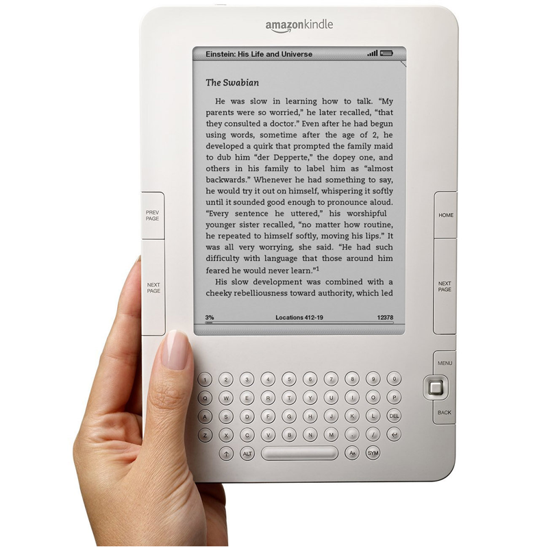 Le Kindle disponible sur l'iPhone
