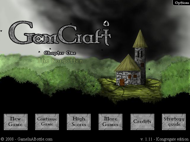 GemCraft, un Tower Defense original