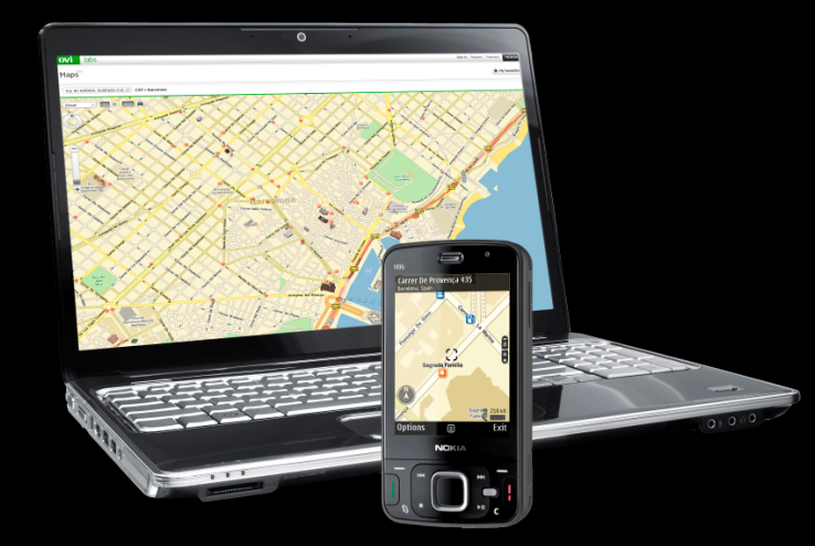 Ovi Maps, quand Nokia montre les dents