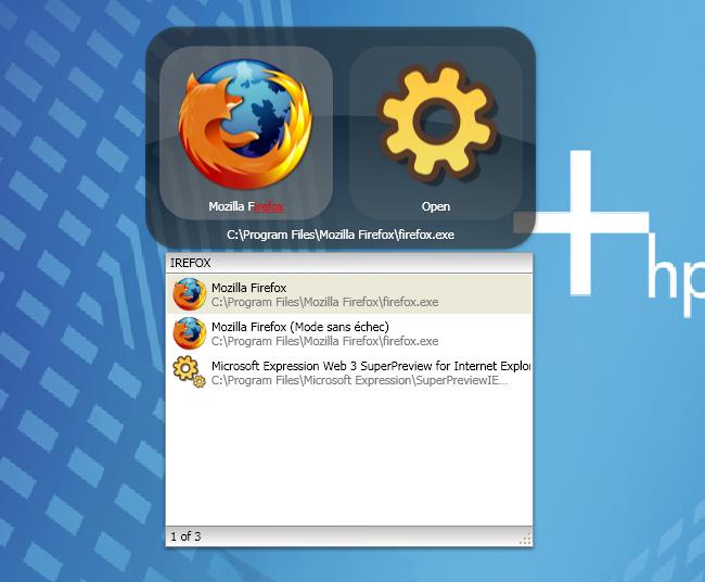 MightyBox, un lanceur Open Source pour Windows