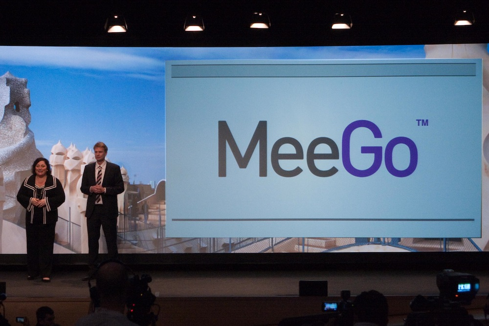 MWC : MeeGo, quand Moblin et Maemo fusionnent...