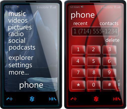 Un ZunePhone pour le MWC