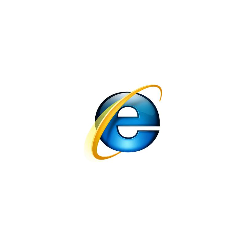 Internet Explorer passe sous la barre des 50% en France