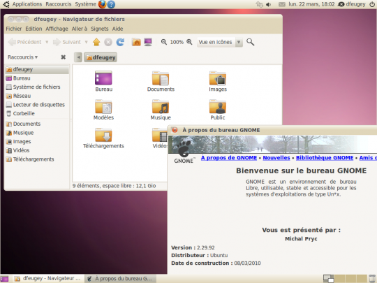 Ubuntu 10.04 : la bêta disponible