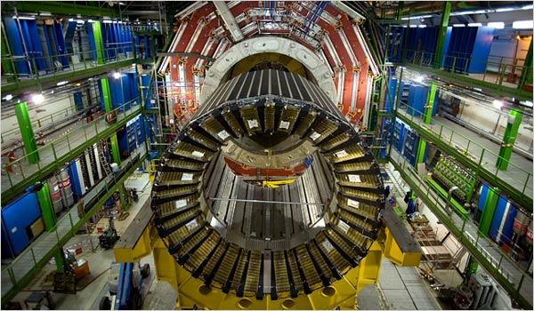 Le CERN découvre une nouvelle particule