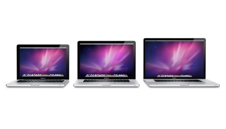 Apple : les nouveaux MacBook Pro sont de sortie !