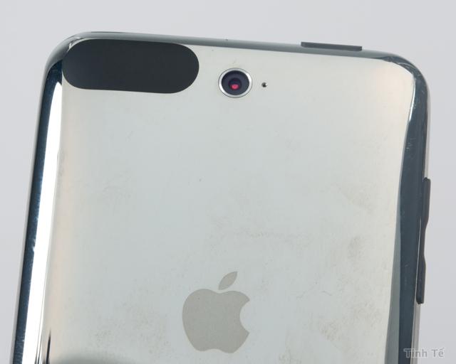 Le prochain iPod Touch sera équipé d'un appareil photo ?