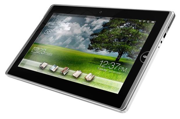 Asus Eee Pad : une tablette tactile dotée d'une autonomie record