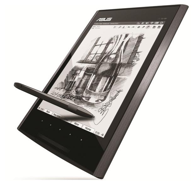 asus eee tablet une tablette dot e d 39 un cran de 2450 dpi. Black Bedroom Furniture Sets. Home Design Ideas