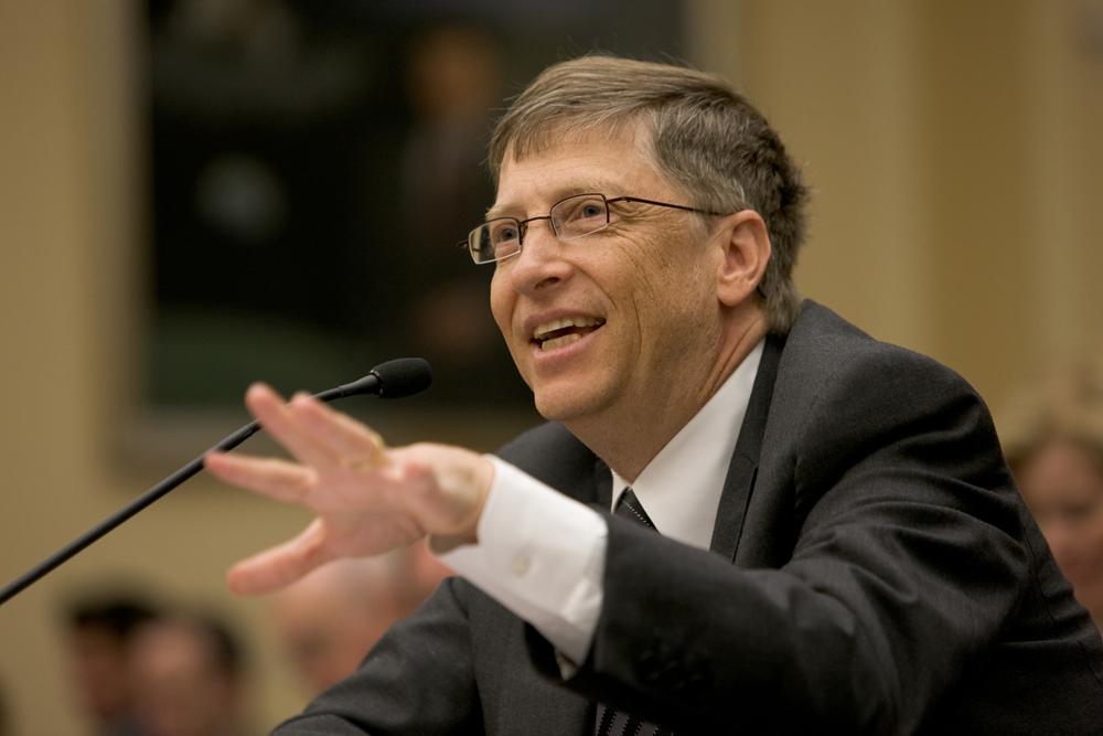 Bill Gates a imaginé l'iPhone et l'iPad